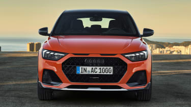 Audi A1 Citycarver - full front