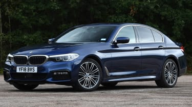 BMW 5 Series - Front Still