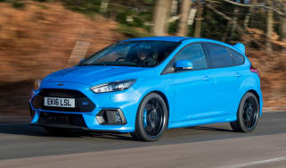 Ford Focus RS Mountune- front