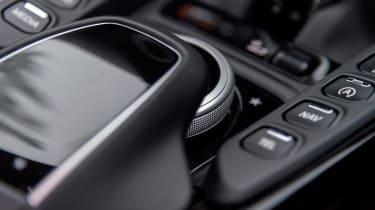 Aston Martin Vantage prototype - controls