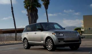Range Rover LWB 2014 front static