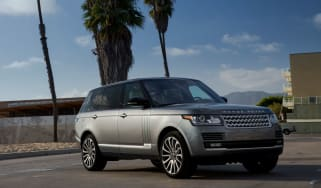 Range Rover LWB 2014 front static