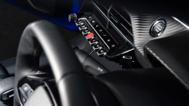 Peugeot 208 - buttons