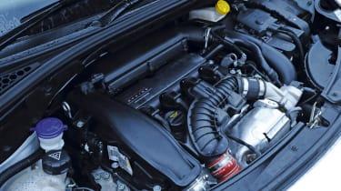 Citroen DS3 Racing engine