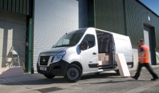 Working safely with your van