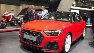 New Audi A1 Paris