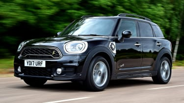 MINI Countryman S E - front