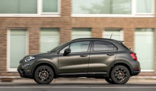 Fiat 500X S-Design - side