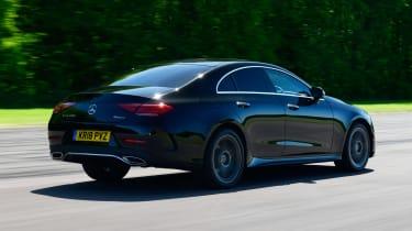 Mercedes CLS 450 - rear