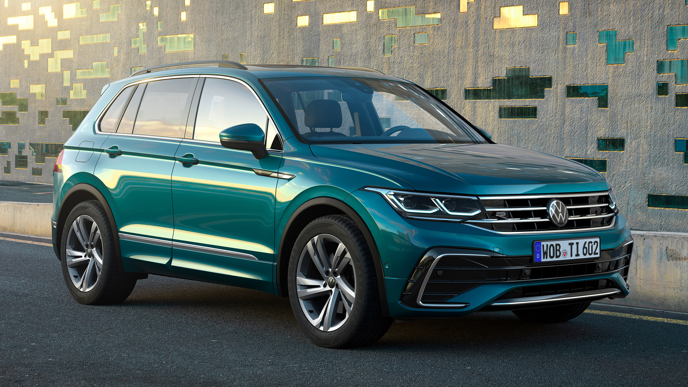 New 2020 Volkswagen Tiguan facelift arrives with design and tech updates