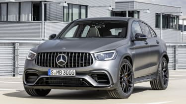 Mercedes-AMG GLC 63 S - static