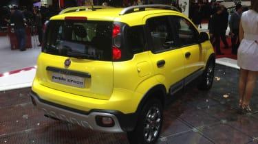 Fiat Panda Cross REAR