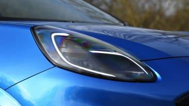 Ford Puma - headlight