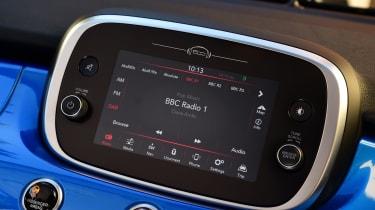 Fiat 500X - Infotainment