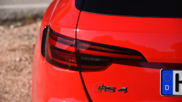 Audi RS 4 - rear light