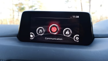 Mazda CX-5 - infotainment