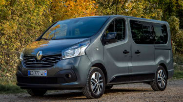 Renault Trafic SpaceClass - front