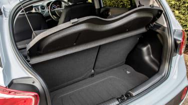 Hyundai i10 Play - boot