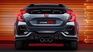 Honda Civic Type R Sport Line - full rear