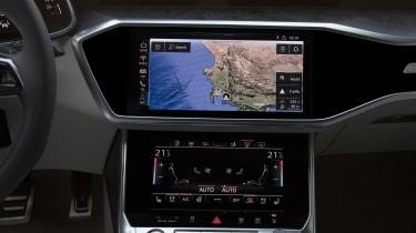 Audi A7 Sportback - sat-nav