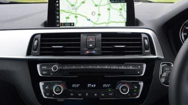 BMW 2 Series - interior