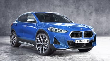 BMW X2 exclusive image
