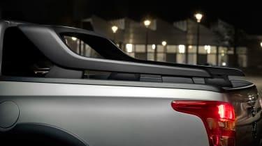 Fiat Fullback Cross - rear detail