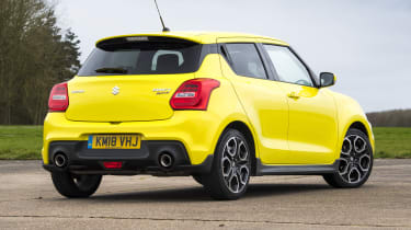 Suzuki Swift Sport - Front stationary