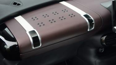 Citroen C4 Cactus - dashboard