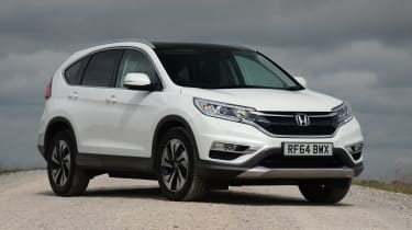 Used Honda CR-V Mk4 - front static