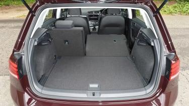 Volkswagen Golf 1.0 petrol - boot