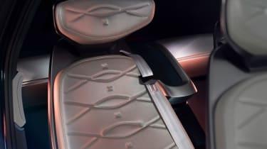 Volkswagen ID. Roomzz - seat detail
