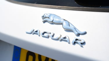 Jaguar E-Pace - Jaguar badge