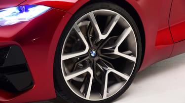 BMW Concept 4 Series - wheel