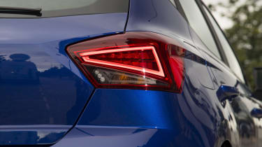SEAT Ibiza 1.0 petrol - taillight