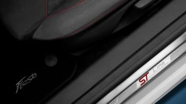 Ford Fiesta ST-Line door sill