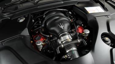 Maserati GranTurismo MC Stradale engine