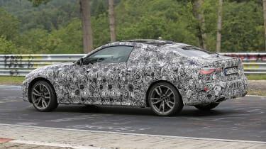 BMW 4 Series - spyshot 6