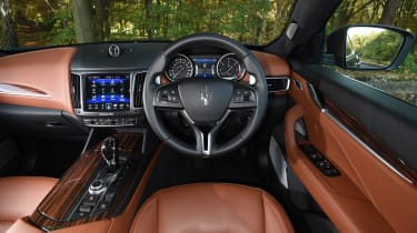 Maserati Levante used review - interior