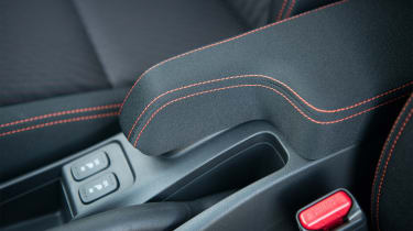 Honda Jazz - interior detail