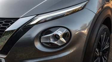 Nissan Juke - fog light