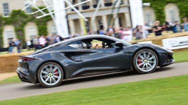 Lotus Emira Hillclimb - Goodwood Festival of Speed 2021