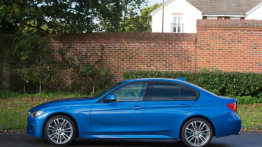 Used BMW 3 Series - side