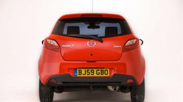 Used Mazda 2 - full rear