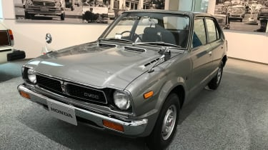 Honda Civic CVCC