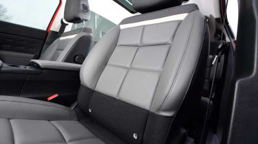 Citroen C5 Aircross - seats