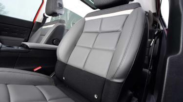 Citroen C5 Aircross - seats