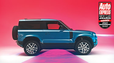 Land Rover Defender - header
