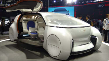 COS electric concept