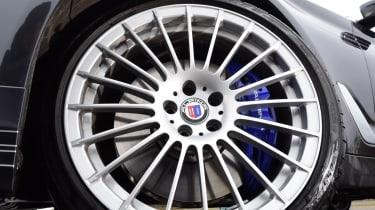 Alpina D5 S alloy wheel